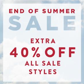 J. Jill – Extra 40% off All Sale Styles