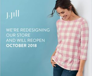 J.Jill – Redesigning their store!