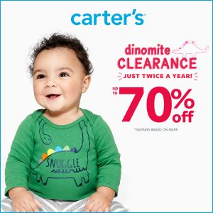 Image of Carter's Clearance Sale