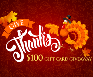 Give Thanks Contest